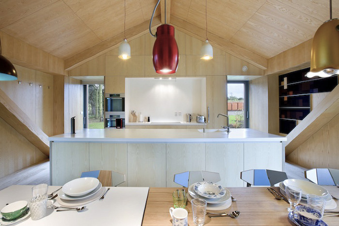 711 BB Kitchen%201 Balancing Barn by MVRDV in collaboration with MOLE Architects on thisispaper.com