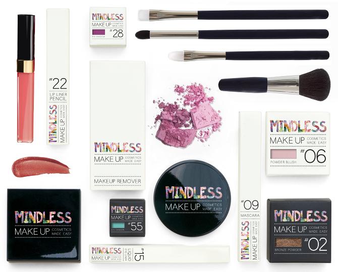 mindless makeup