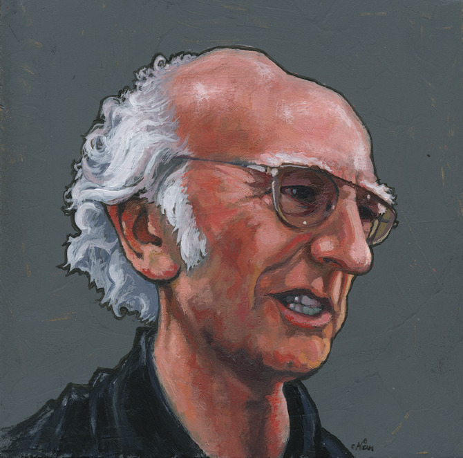 larry david young